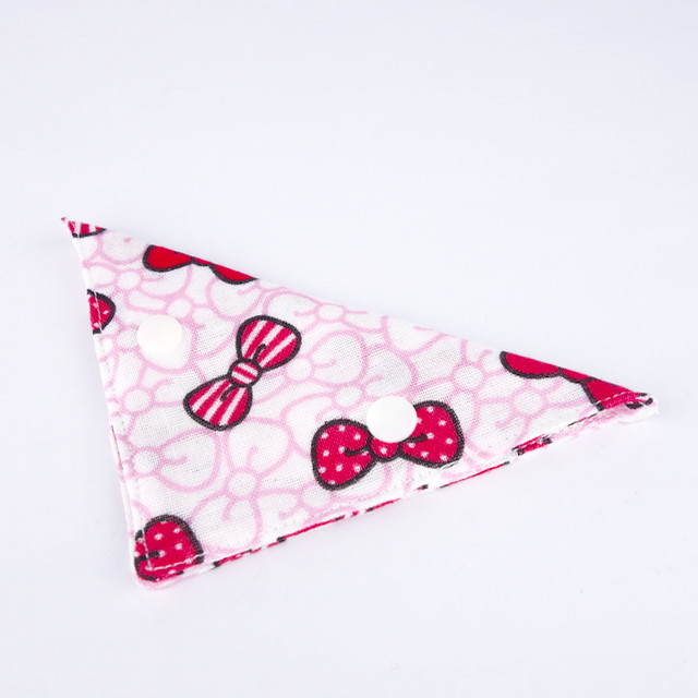 Pink Ribbons – bandana for cats & small dogs