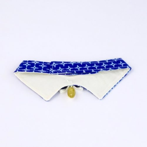 Blue Constellations Decorative Collar