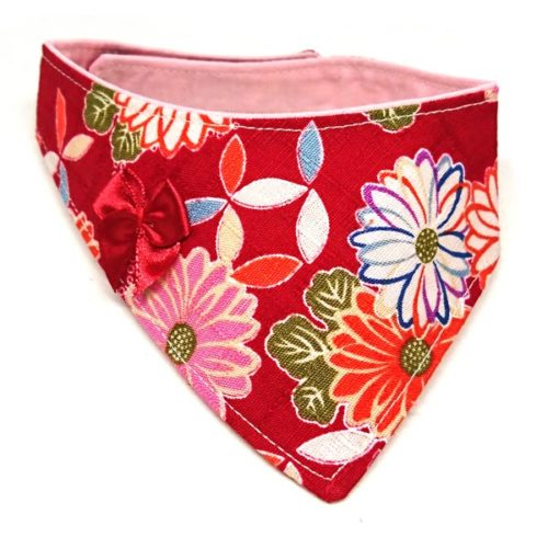 Blossoms – Bandana for cats and small dogs [2 colours]