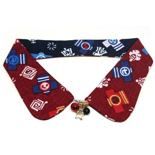 Matsuri Reversible Decorative Collar