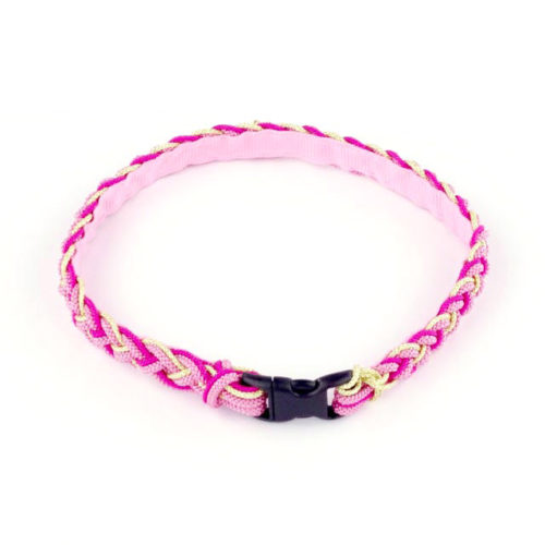 With a Twist: Sakura – Collar for Small to Medium Dogs