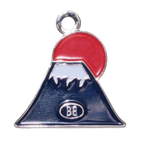 Buddy Belts Mount Fuji Charm