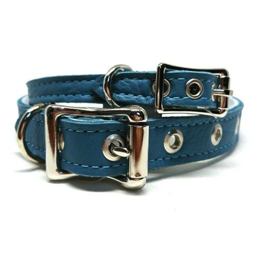Buddy Belts Luxury ID Collars (Mount Fuji)