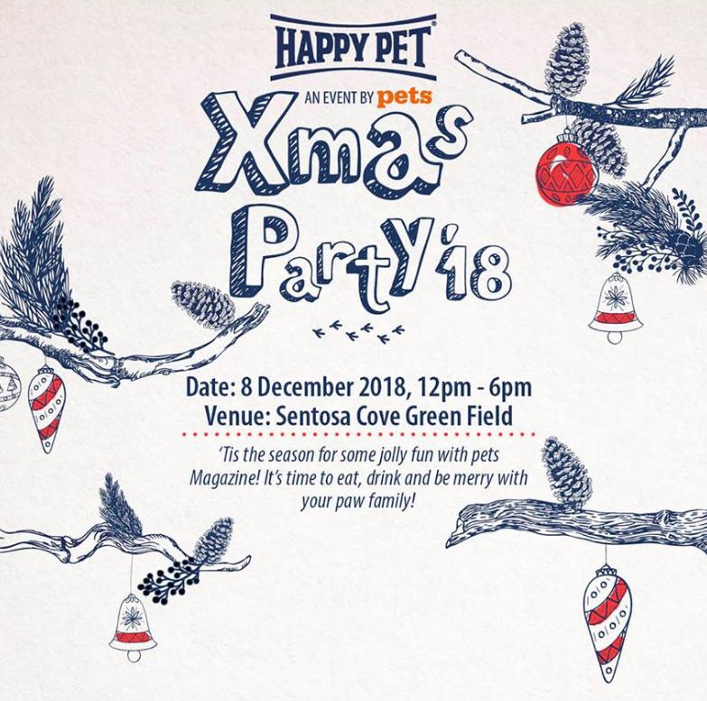 Pets Magazine Xmas Party'18 at Sentosa
