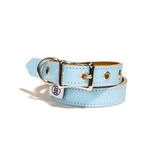 Buddy Belts Premium ID Collars (Blue)