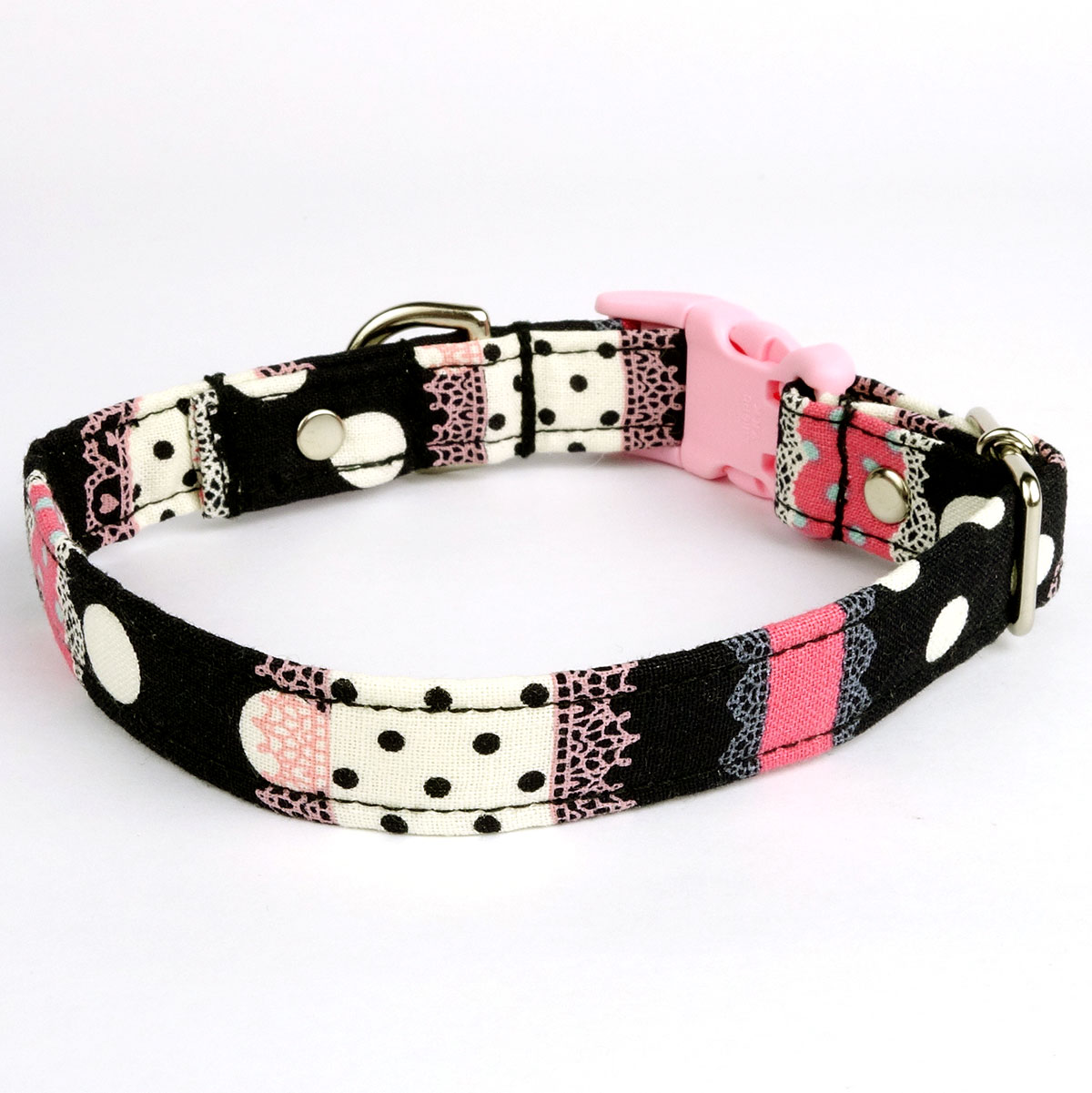Pink is the New Black – Collar for dogs