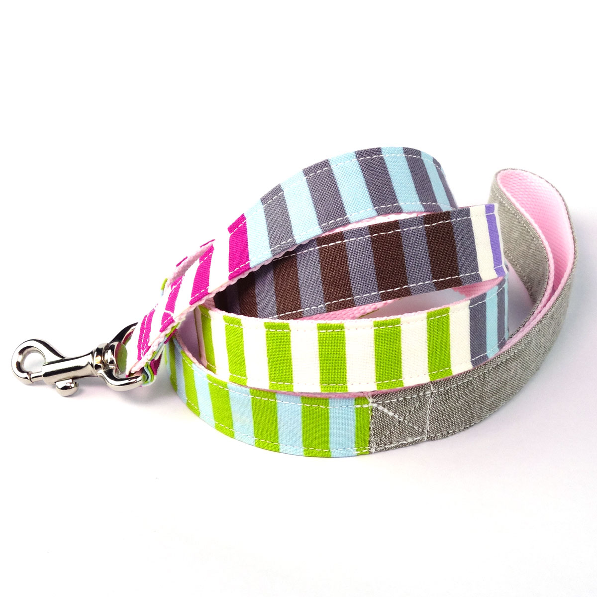 Candy Cane – Leash for small to medium dogs